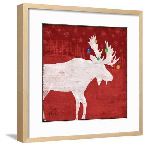 Woodland Holiday IV-Paul Brent-Framed Art Print