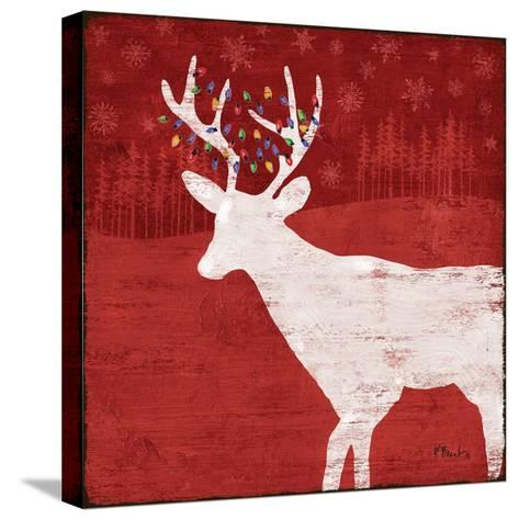 Woodland Holiday II-Paul Brent-Stretched Canvas Print