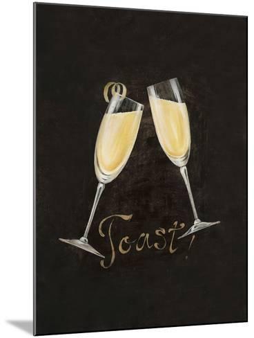 Cheers! II-Pamela Gladding-Mounted Art Print
