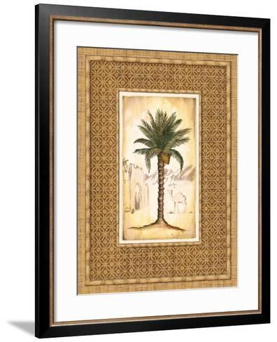 South Palm I-Andrea Laliberte-Framed Art Print