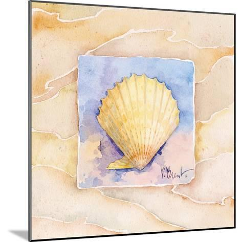 Scallop-Paul Brent-Mounted Art Print