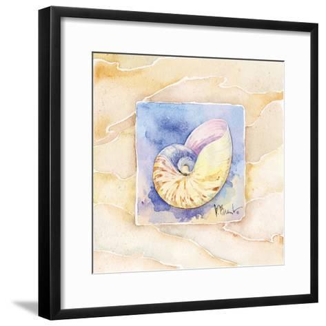 Nautilus-Paul Brent-Framed Art Print