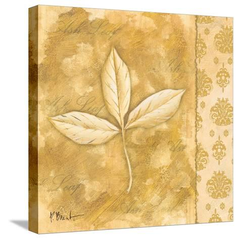 Leaf Oasis IV-Paul Brent-Stretched Canvas Print
