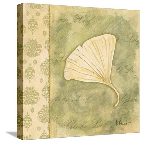 Leaf Oasis III-Paul Brent-Stretched Canvas Print