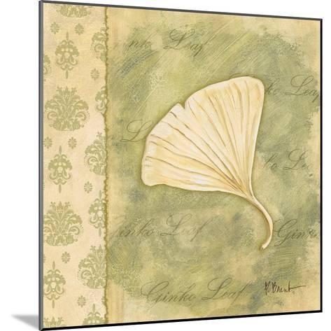 Leaf Oasis III-Paul Brent-Mounted Art Print