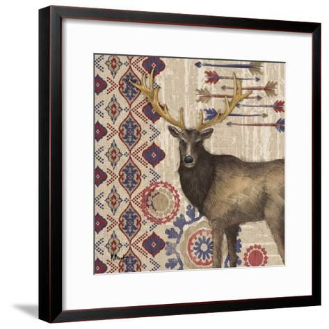 Highlands Ranch III-Paul Brent-Framed Art Print