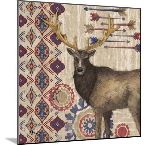 Highlands Ranch III-Paul Brent-Mounted Art Print