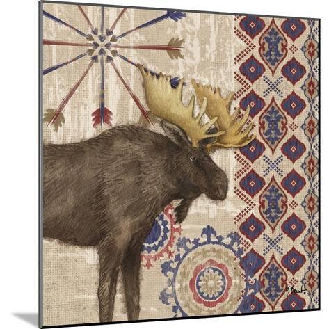 Highlands Ranch II-Paul Brent-Mounted Art Print