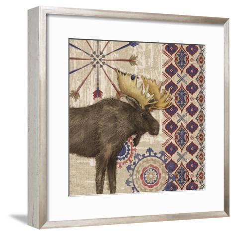 Highlands Ranch II-Paul Brent-Framed Art Print