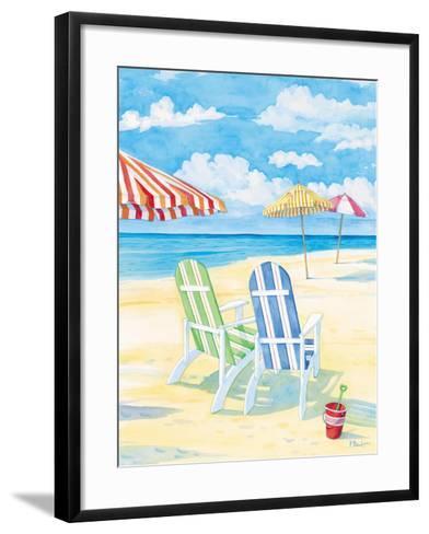 Oceanside I-Paul Brent-Framed Art Print
