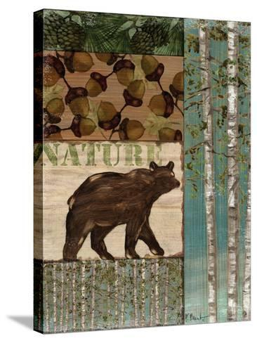 Nature Trail II-Paul Brent-Stretched Canvas Print