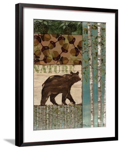 Nature Trail II-Paul Brent-Framed Art Print