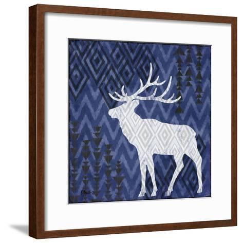 Scout Lodge IV-Paul Brent-Framed Art Print