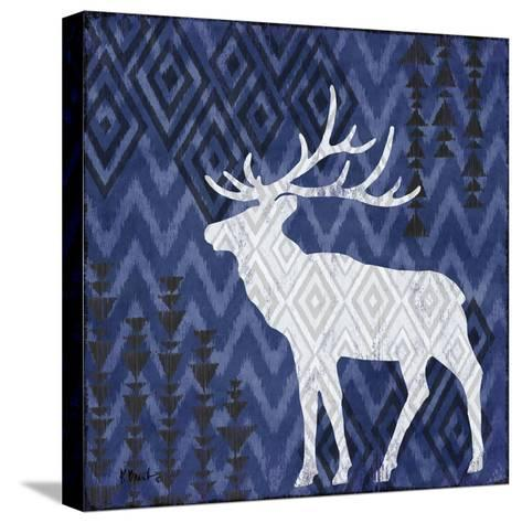 Scout Lodge IV-Paul Brent-Stretched Canvas Print