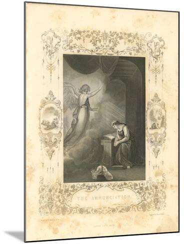 Faith Engraving VI-Gwendolyn Babbitt-Mounted Art Print