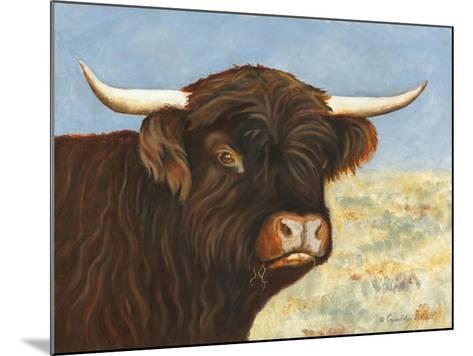 Highland Cow-Gwendolyn Babbitt-Mounted Art Print