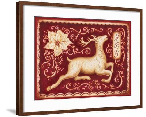 Christmas Romance I-Gwendolyn Babbitt-Framed Art Print