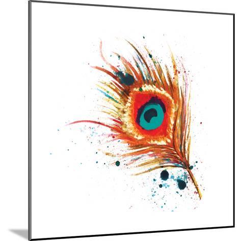 Feathers I-Sara Berrenson-Mounted Art Print