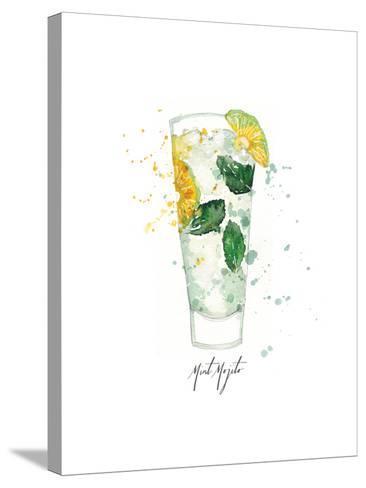 Mint Mojito-Sara Berrenson-Stretched Canvas Print