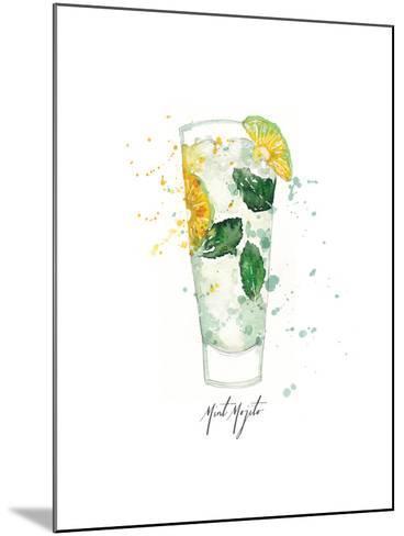 Mint Mojito-Sara Berrenson-Mounted Art Print
