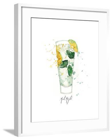Mint Mojito-Sara Berrenson-Framed Art Print