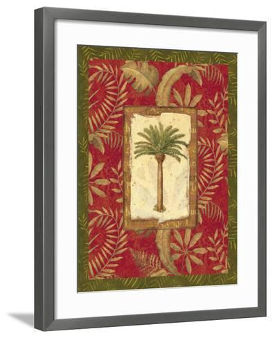Paradisio Bouquet II Artistree-Charlene Audrey-Framed Art Print