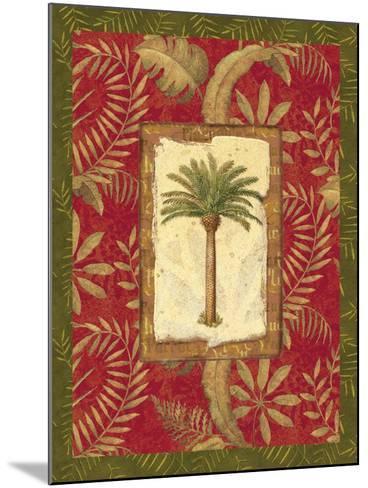 Paradisio Bouquet II Artistree-Charlene Audrey-Mounted Art Print
