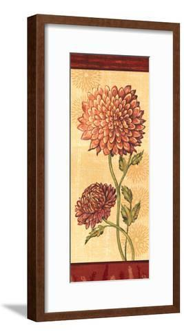 Dahlia I-Charlene Audrey-Framed Art Print