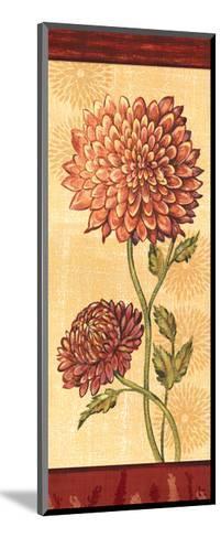 Dahlia I-Charlene Audrey-Mounted Art Print