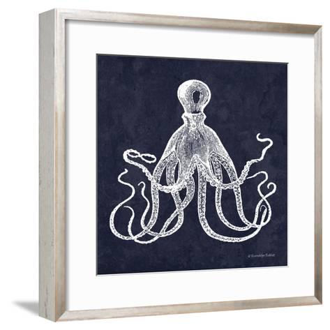 Octopi II-Gwendolyn Babbitt-Framed Art Print