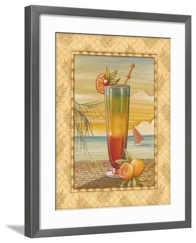 Island Nectar II-Charlene Audrey-Framed Art Print