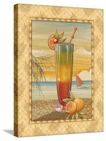Island Nectar II-Charlene Audrey-Stretched Canvas Print