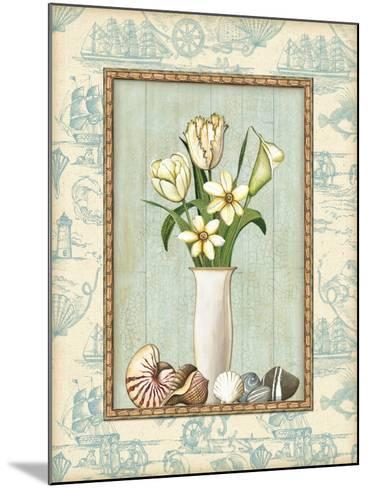 Beach Memories II-Charlene Audrey-Mounted Art Print