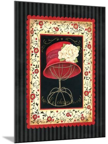 Dressed in Red I-Gwendolyn Babbitt-Mounted Art Print