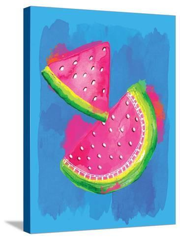 Watermelon-Sara Berrenson-Stretched Canvas Print