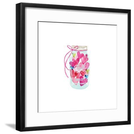 I Heart You II-Sara Berrenson-Framed Art Print