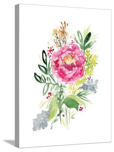 Lavish-Sara Berrenson-Stretched Canvas Print