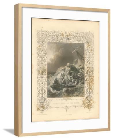 Faith Engraving II-Gwendolyn Babbitt-Framed Art Print
