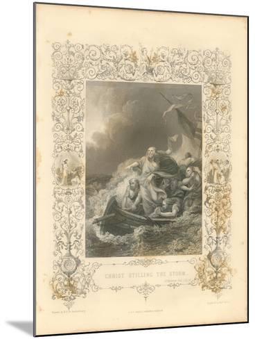 Faith Engraving II-Gwendolyn Babbitt-Mounted Art Print