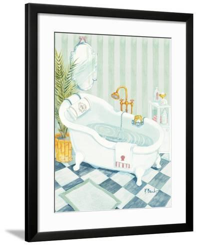 Claw Tub-Paul Brent-Framed Art Print