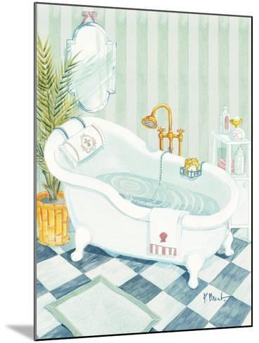 Claw Tub-Paul Brent-Mounted Art Print
