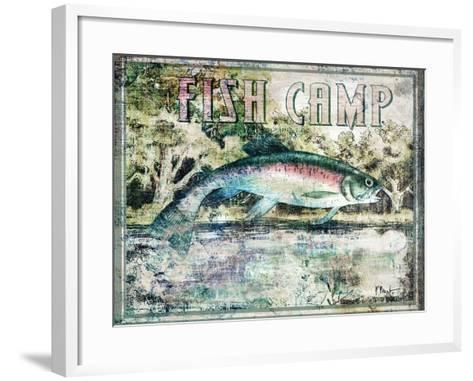 Fish Camp-Paul Brent-Framed Art Print