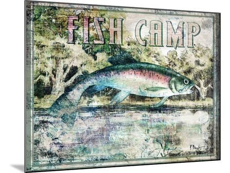 Fish Camp-Paul Brent-Mounted Art Print