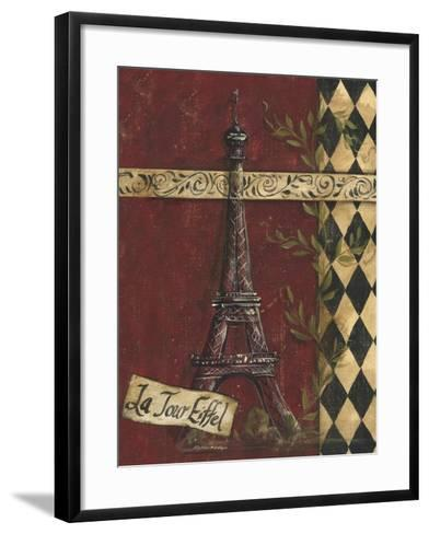 La Tour Eiffel-Kate McRostie-Framed Art Print