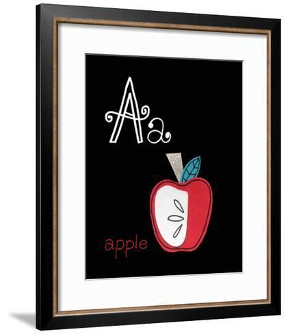 Retro A-Jane Smith-Framed Art Print