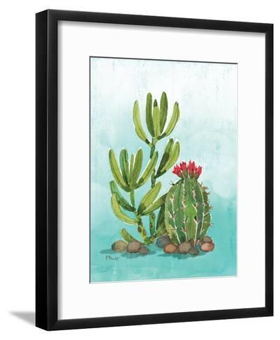 Cactus III-Paul Brent-Framed Art Print