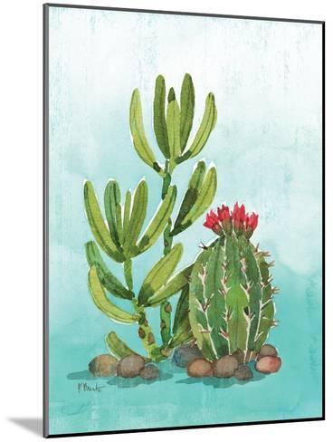 Cactus III-Paul Brent-Mounted Art Print
