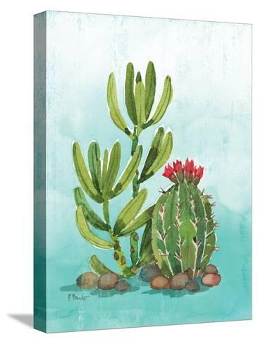 Cactus III-Paul Brent-Stretched Canvas Print