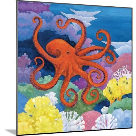 Under the Sea I-Paul Brent-Mounted Art Print