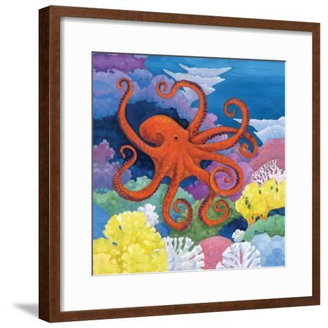 Under the Sea I-Paul Brent-Framed Art Print